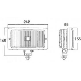 40410213 Fernscheinwerfer PROPLAST online kaufen