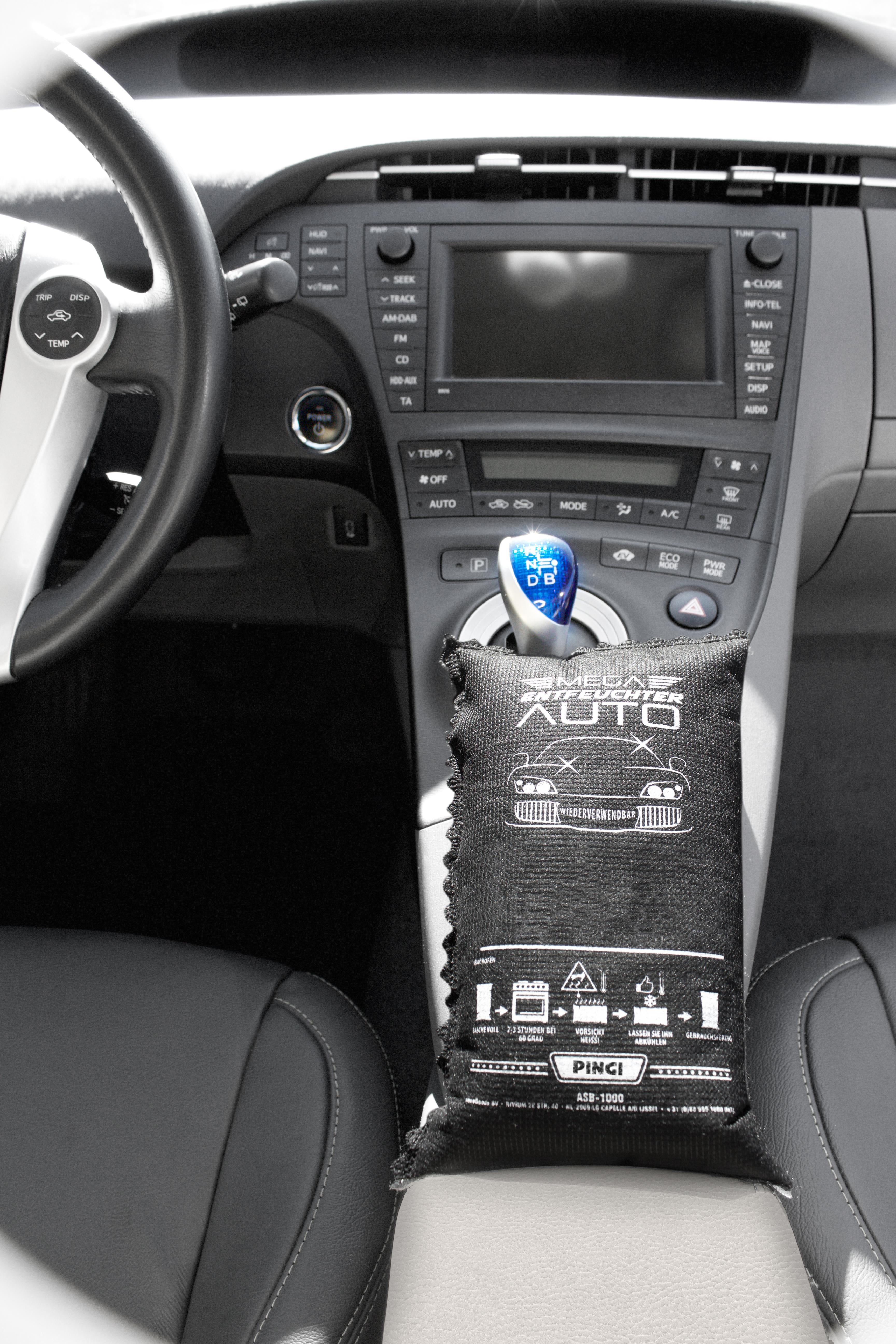 ASB-1000-DE Luftentfeuchter Auto PINGI Erfahrung