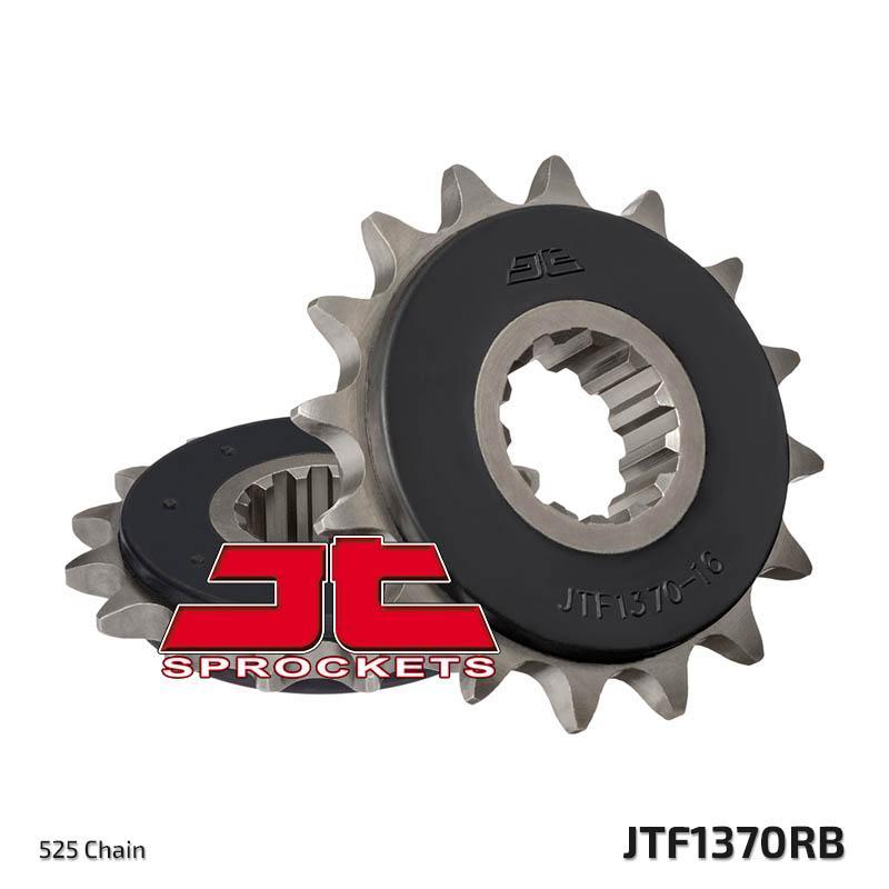 JTSPROCKETS Koło łańcuchowe małe napędzające JTF1370.16RB HONDA