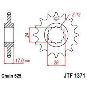 JTSPROCKETS JTF1371.14