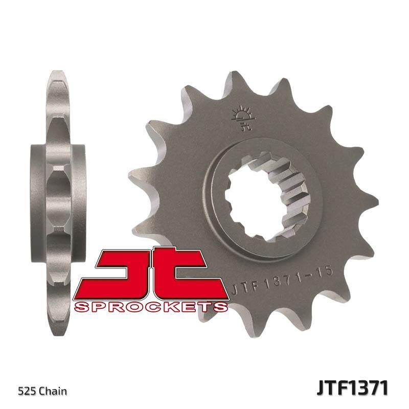 Koło łańcuchowe małe napędzające JTF1371.15 w niskiej cenie — kupić teraz!