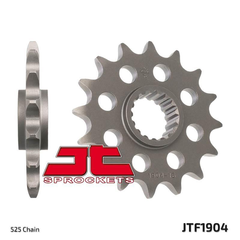 JTSPROCKETS Koło łańcuchowe małe napędzające JTF1904.17 MZ