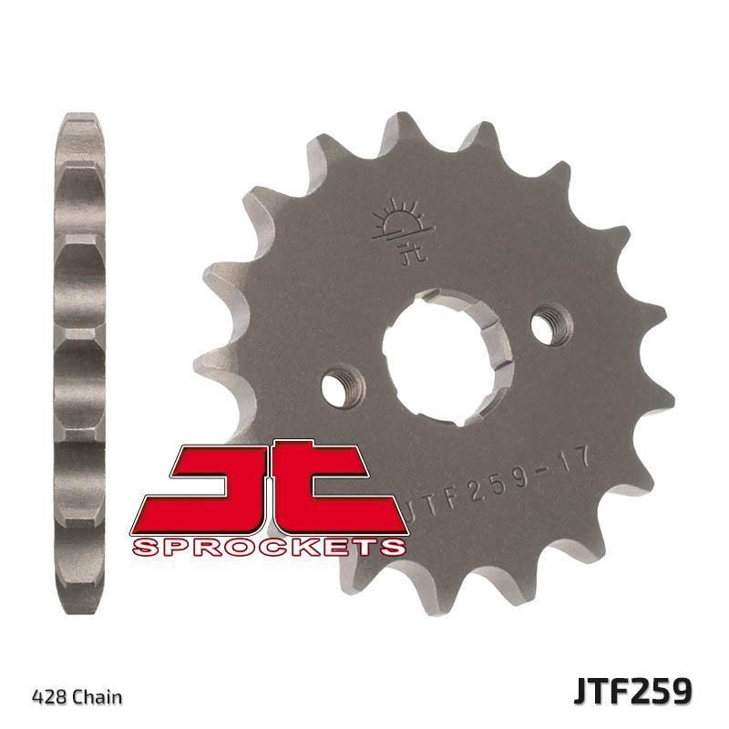 Зъбно колело, верига JTF259.16 на ниска цена — купете сега!