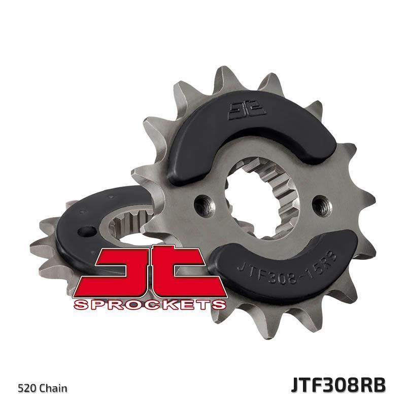 JTSPROCKETS Koło łańcuchowe małe napędzające JTF308.15RB YAMAHA