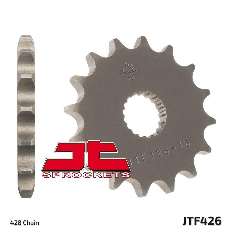 JTSPROCKETS Koło łańcuchowe małe napędzające JTF426.14 HYOSUNG