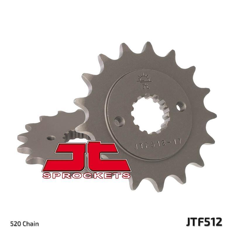 JTSPROCKETS Koło łańcuchowe małe napędzające JTF512.16 YAMAHA