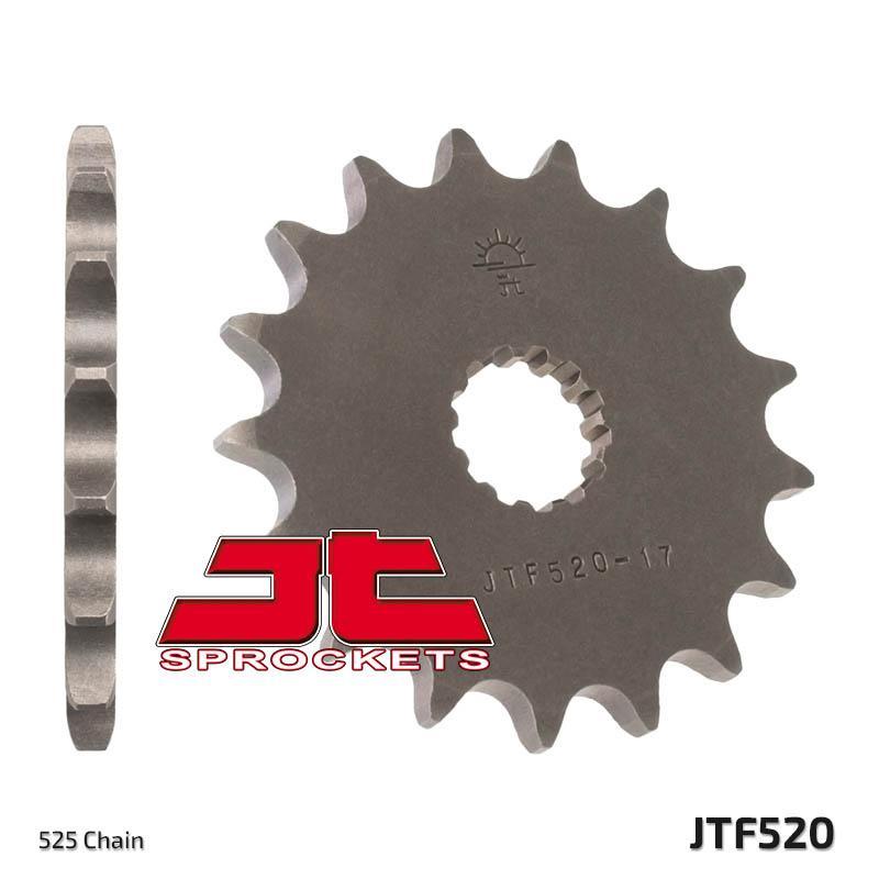 Motorrad Kettenritzel JTF520.17 Niedrige Preise - Jetzt kaufen!
