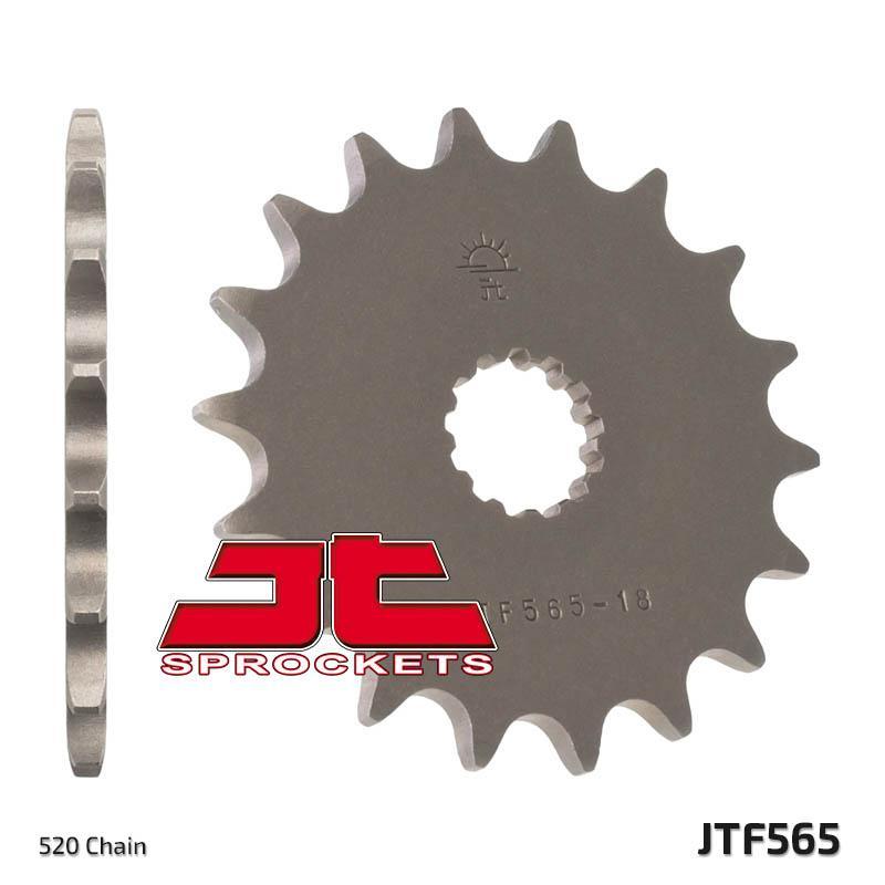 JTSPROCKETS Framdrev JTF565.15 SACHS