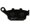 Kit de plaquettes de frein, frein à disque H1043-AM300 à prix réduit — achetez maintenant!