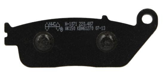 Scheibenbremsbeläge NHC H1071-AK150