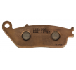 NHC Brake Pad Set, disc brake H1071-CU1 SWM