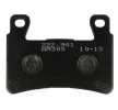 H1076-AM300 NHC Bremsbelagsatz, Scheibenbremse - online kaufen