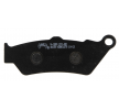 NHC Brake Pad Set, disc brake Front, Rear H1080AK150