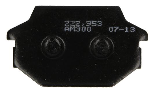 NHC Zestaw klocków hamulcowych, hamulce tarczowe H1088-AM300 SYM