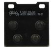NHC Kit de plaquettes de frein, frein à disque avant, arrière K5012AK150