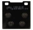 NHC Kit de plaquettes de frein, frein à disque avant, arrière K5033AK150