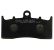 NHC Brake Pad Set, disc brake Front K5043AK150