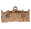 NHC Brake Pad Set, disc brake Front K5043CU7