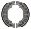 NHC Jeu de mâchoires de frein avant, arrière, Ø: 110.0mm, Kit MBS1101AK150