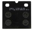 NHC Brake Pad Set, disc brake O7028AK150