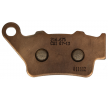 NHC Brake Pad Set, disc brake Front, Rear O7032-CU1 DUCATI