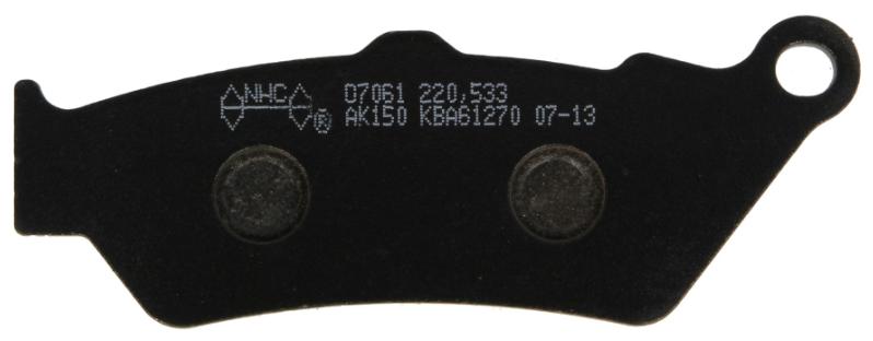 Bremsklötze NHC O7061-AK150