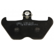 NHC Brake Pad Set, disc brake Front O7083AK150