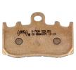 NHC Brake Pad Set, disc brake Front O7090CU7