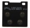 NHC Kit de plaquettes de frein, frein à disque avant, arrière S3019AK150