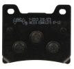 Y2013-AK150 NHC Brake Pad Set, disc brake - buy online