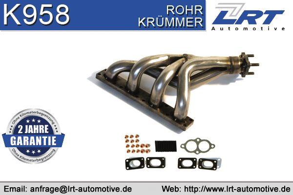 BMW 1 Series 2014 Manifold exhaust system VEGAZ BAK-304: