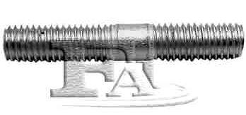 VEGAZ: Original Montagesatz Endschalldämpfer MM-144 ()