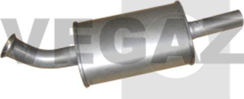 VEGAZ: Original Vorschalldämpfer RS-475 ()