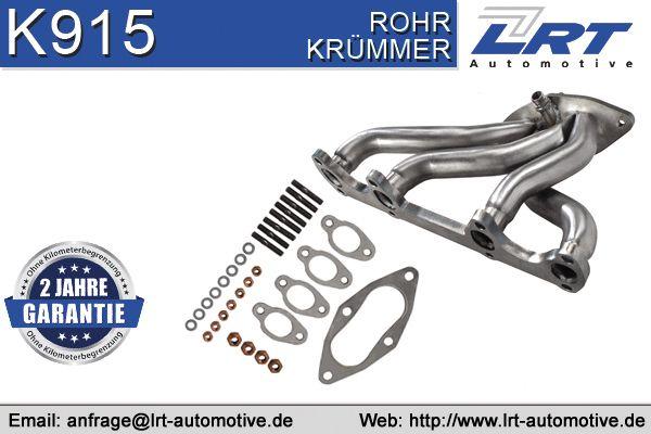 Volkswagen SHARAN 2008 Exhaust manifold VEGAZ VAK-293: