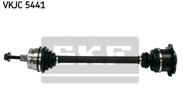 Halbachse Passat 3b2 hinten und vorne 2000 - SKF VKJC 5441 (Länge: 596mm, Außenverz.Radseite: 33, Zähnez. ABS-Ring: 45)
