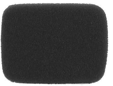 RMS Vzduchový filtr bez krytu skříně 10 060 0901 PIAGGIO
