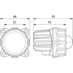 1KL 998 670-031 Fernscheinwerfer HELLA - Markenprodukte billig