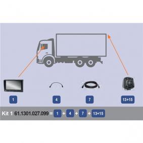 Rückfahrkamera, Einparkhilfe MEKRA 61.1301.027.099 mit 15% Rabatt kaufen