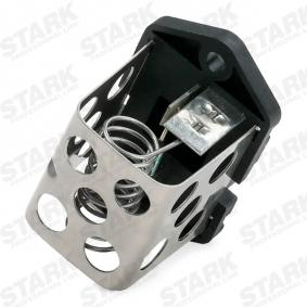 SKREM-4530004 Vorwiderstand, Elektromotor-Kühlerlüfter STARK - Markenprodukte billig