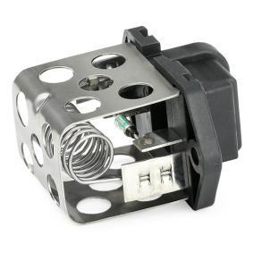 4145R0005 Vorwiderstand, Elektromotor-Kühlerlüfter RIDEX - Markenprodukte billig