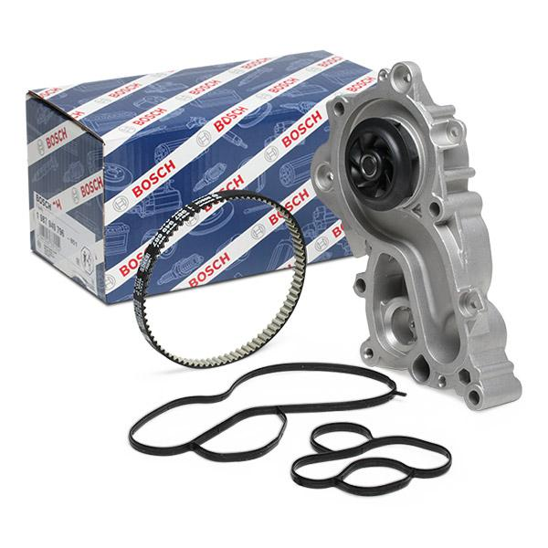 Volkswagen UP 2014 Belts, chains, rollers BOSCH 1 987 946 976: Teeth Quant.: 81