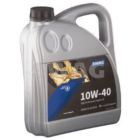 VW50500 SWAG 10W-40, 4l Motoröl 15 93 2932 günstig kaufen