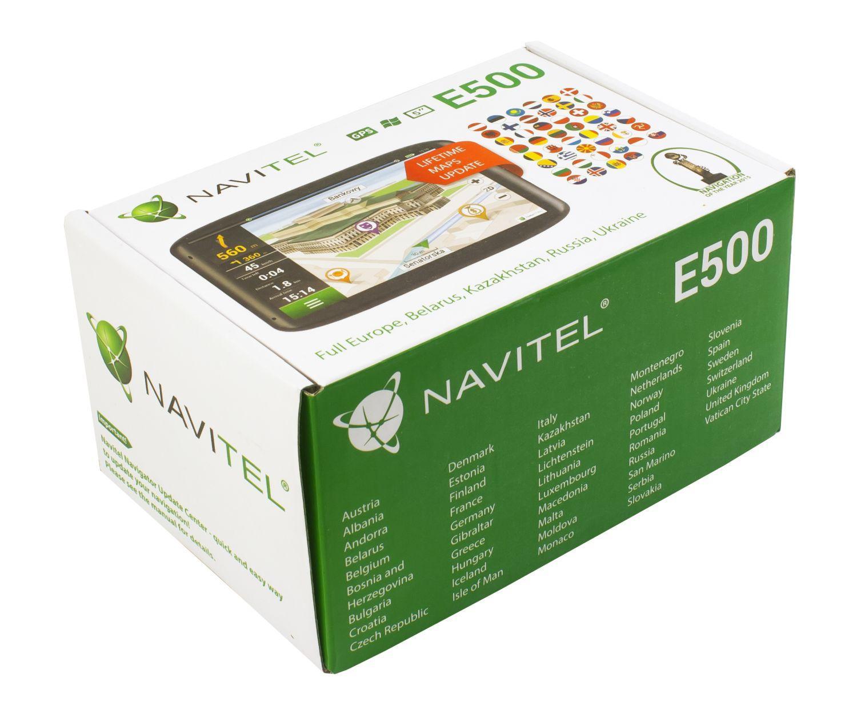 NAVE500 Navigatiesysteem NAVITEL - Voordelige producten van merken.