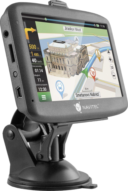 NAVE500 Navigatiesysteem NAVITEL originele kwaliteit