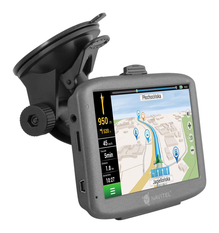 Navigatiesysteem NAVE500 van NAVITEL