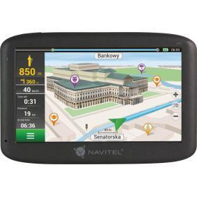 Comprare NAVE500 NAVITEL Bluetooth: No, Windows CE 6.0 Sistema di navigazione NAVE500 poco costoso
