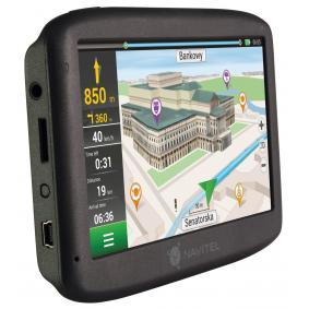 NAVE500 Sistema di navigazione NAVITEL Test