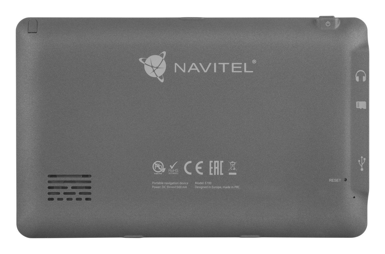 NAVE700 Navigační systém NAVITEL Test