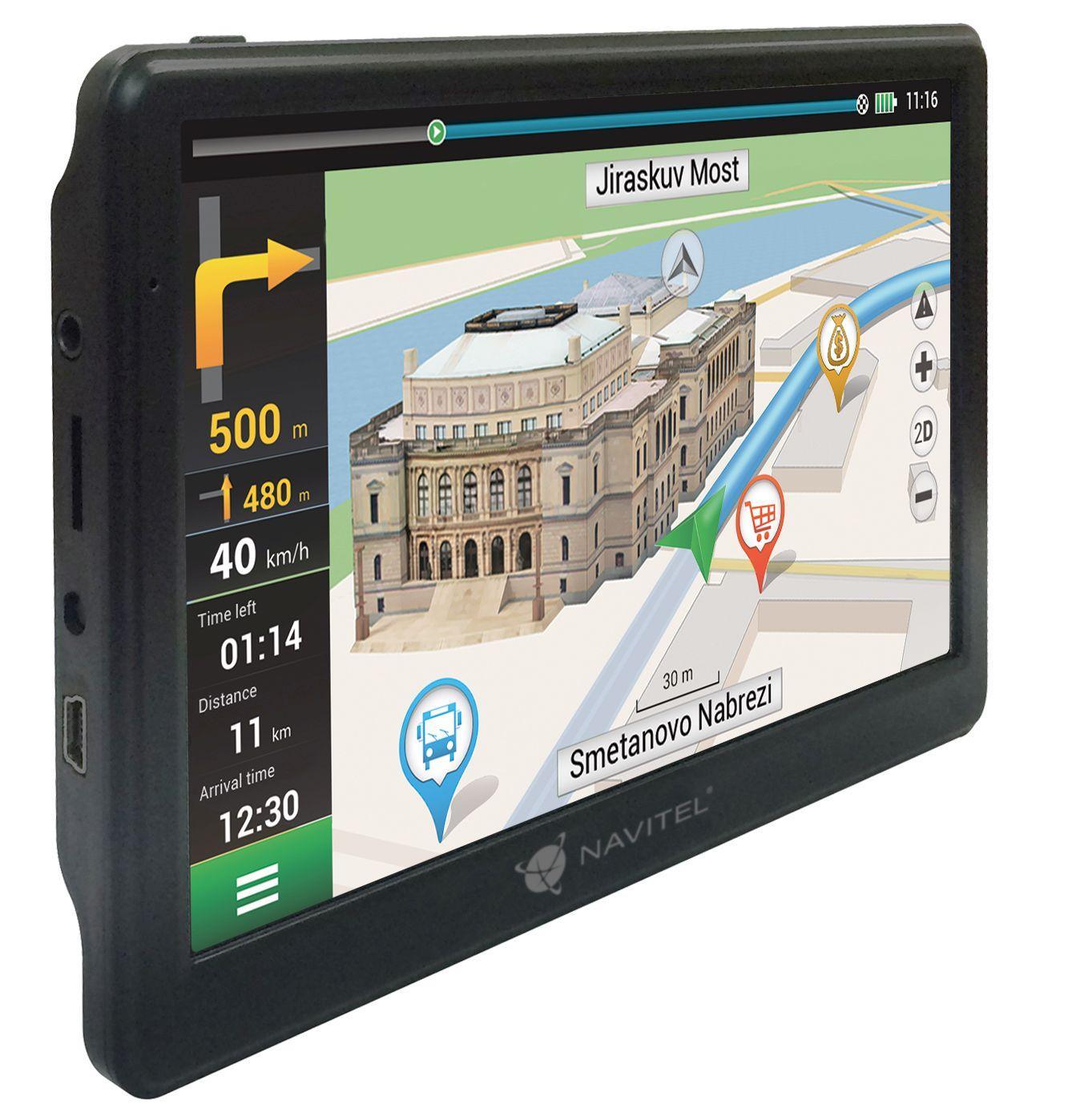 Navigační systém NAVE700 od NAVITEL