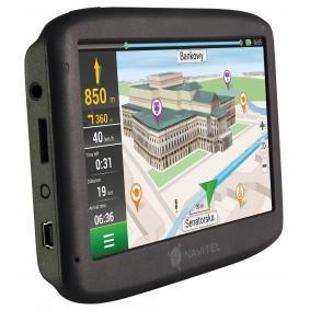 NAVMS400 Sistema di navigazione NAVITEL Test